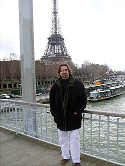 Boris Pfeiffer in Paris