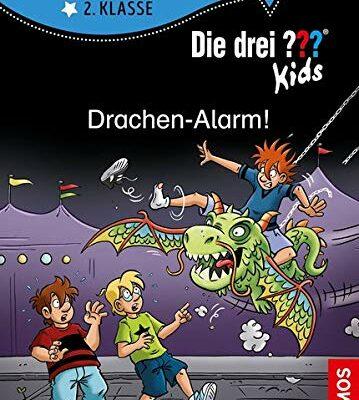 Kids BüHe Drachen-Alarm