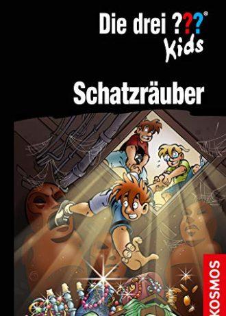 Die-drei-Fragezeichen-Kids-Kids-Doppelband-Schatzrauuber